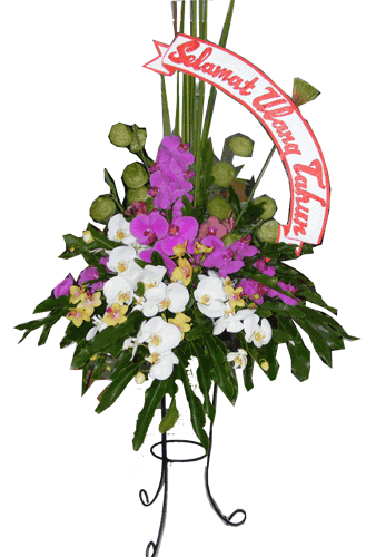 Bunga Standing Flower - Toko Bunga Sragen - Sukowati Florist