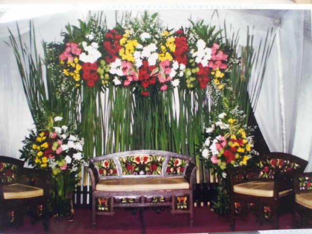 Toko Bunga Sragen - Sukowati Florist - Dekorasi Pernikahan 2