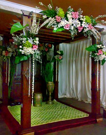 Toko Bunga Sragen - Sukowati Florist - Dkorasi Pernikahan