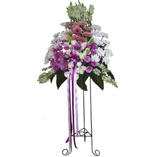 Bunga Stand Hiasan Ruangan Sragen (3)