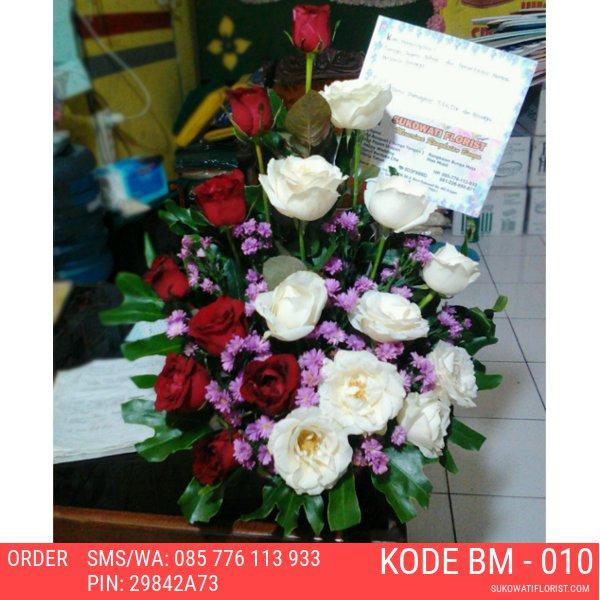 Toko Bunga Meja Sragen - Karangan Bunga Sragen - SukowatiFlorist.com