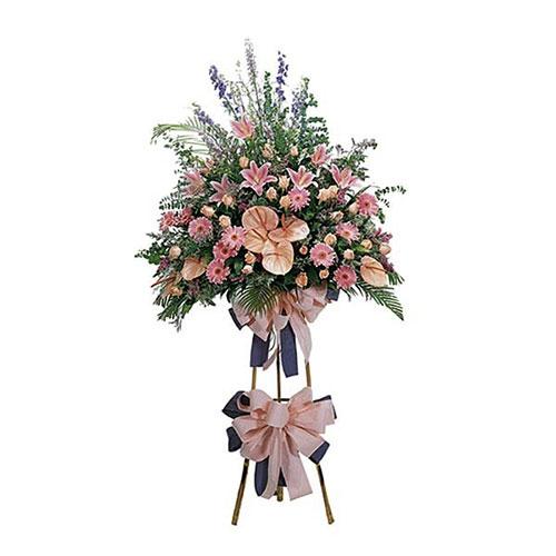 standing flower sragen