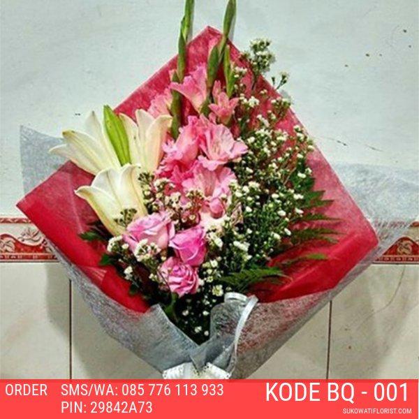 Toko Bunga Sragen Online - Karangan Bunga Bouquet Sragen - SukowatiFlorist.com